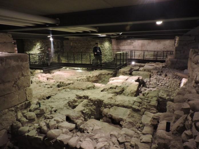 Arqueologia y turismo en Ginebra