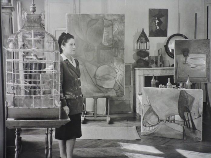 Brassai atelier de Dora Maar