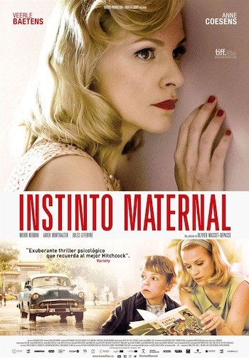 Instinto maternal cartel