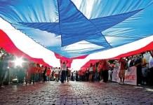 Puerto Rico marcha independencia