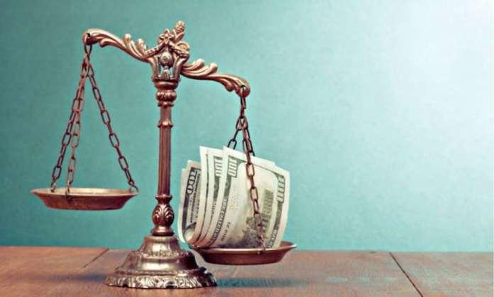 balanza dinero acreedores