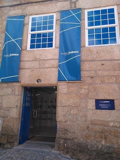 Belmonte Portugal fachada museo judio