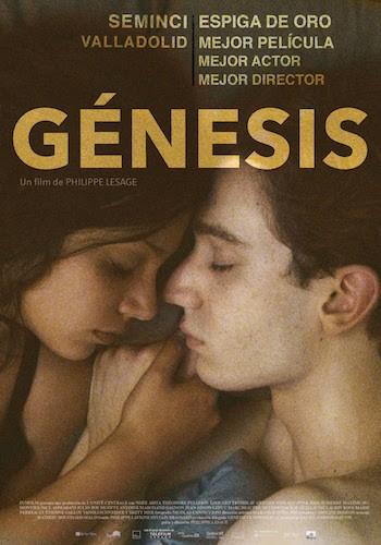 Génesis cartel