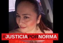 Norma Sarabia justicia