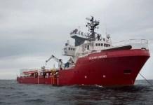 Ocean Viking MSF SOS Mediterranée