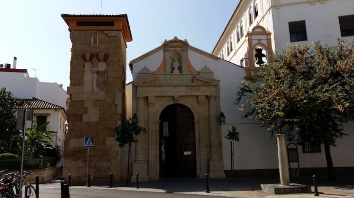 Córdoba: Alminar de San Juan, iglesia Esclavas