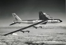Groenlandia. Boeing-B-52G-75-BW