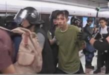 Hong Kong heridos 1sep2019