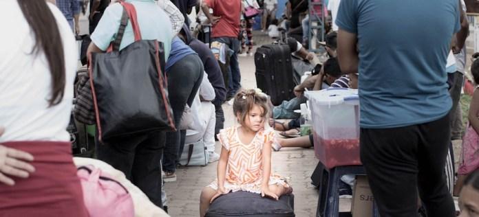 IOM/Amanda Nero Refugiados y migrantes de Venezuela en la ciudad brasileña de Pacaraima en la frontera con Brasil
