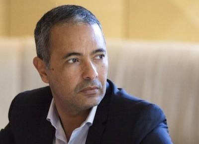 Kamel Daoud, escritor argelino