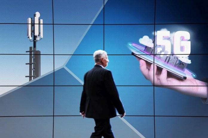 Tecnología 5G nueva