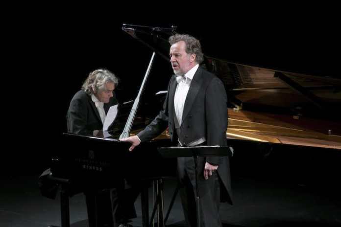 Christian Gerhaher y Gerold Huber por Elvira Megías