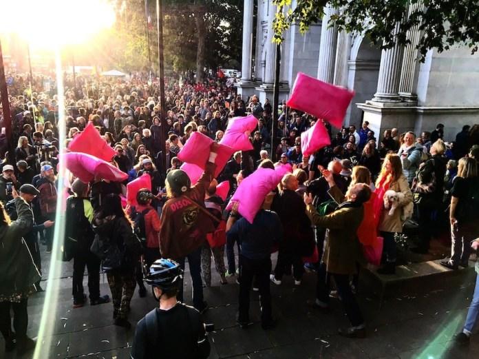 Exrinción Rebelión manifestación Londres