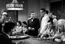 Juego de ruleta en Casablanca fotograma