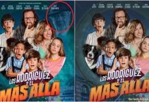 Los Rodriguez poster Placido Domingo