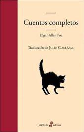 Poe Edhasa Cuentos cubierta