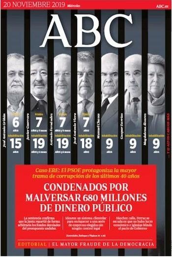 ABC portada eres Andalucía