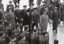Hace 60 anos, 1959 España Franco con Eisenhower