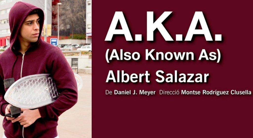 """Albert Salazar se convierte en """"AKA ( Also Known As)"""" . Últimas tardes con Carlos - Periodistas-es"""