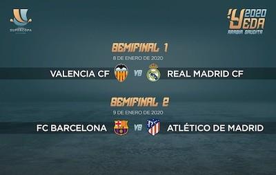 semifinales supercopa Yeda