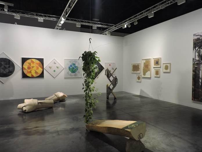 ArtBasel Miami Beach 2019 Galeria Kurimanzutto