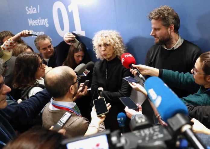 Jennifer Morgan en la COP25 Madrid