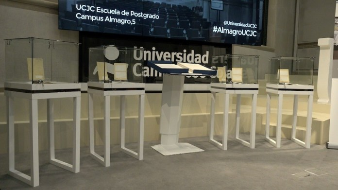 Manuscritos Universidad Camilo José Cela