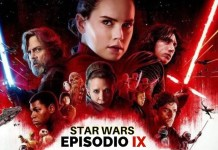 Star wars episodio nueve cartel