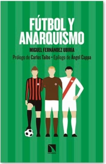 Fútbol y anarquismo cubierta
