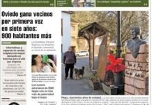 La Nueva España portada