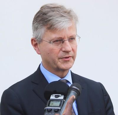 MONUSCO: El jefe de Operaciones de Mantenimiento de la Paz de la ONU, Jean-Pierre Lacroix