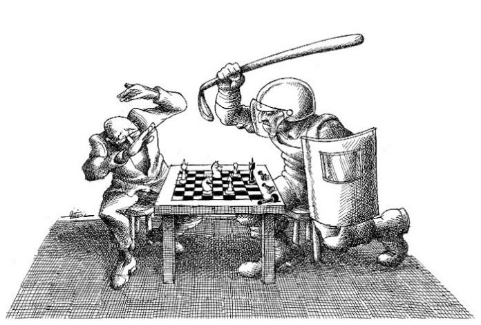 Neyestani ajedrez