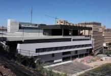 Nuevo Hospital Clínico de Salamanca