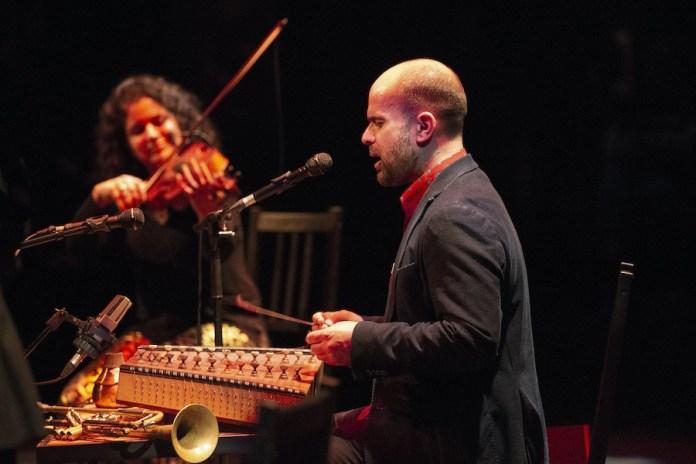 Sandy Korzekwa: Amir y Dena El Saffar