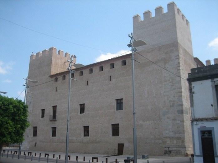 Castillo Palau dels Aguilar d Alaquàs