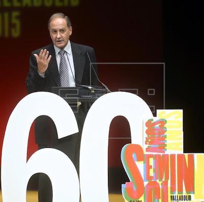 Fernando Lara en una foto de archivo de la Seminci