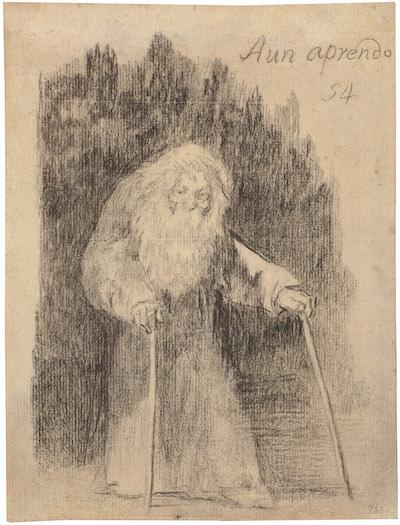 Goya: Aún aprendo (C. Burdeos)