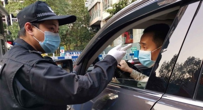 Man Yi: controles de movilidad por la epidemia del coronavirus en China