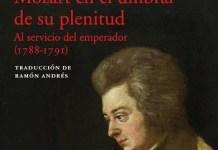 Wolff Mozart cubierta Acantilado