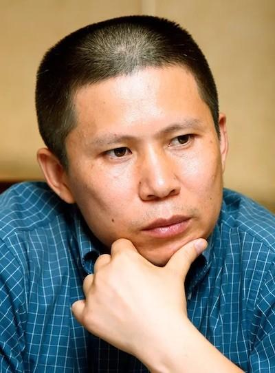 Xu Zhiyong disidente chino