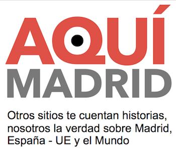 Aquí Madrid banner 350 px