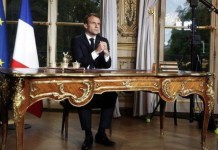 Macron 12MAR2020