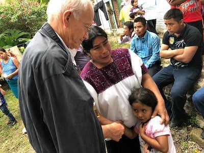 Personas desplazadas en Latinoamérica
