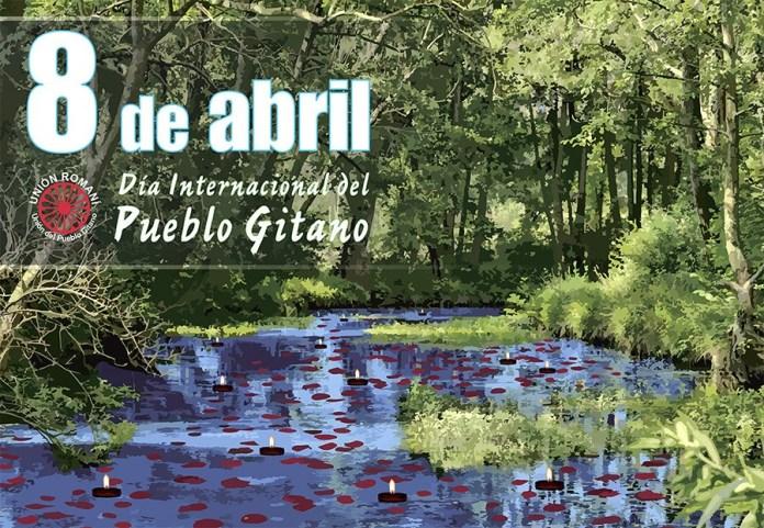 Día Internacional del Pueblo Gitano poster