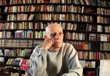 Rubem Fonseca librería personal