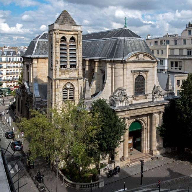 Iglesia «tradicionalista» de Saint Nicolas du Chardonet, París