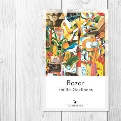 Bazar Emilio Gavilanes cubierta