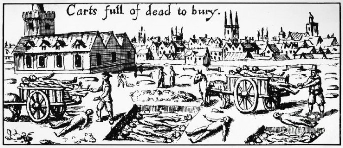 Burying Dead London Plague E1394647546689
