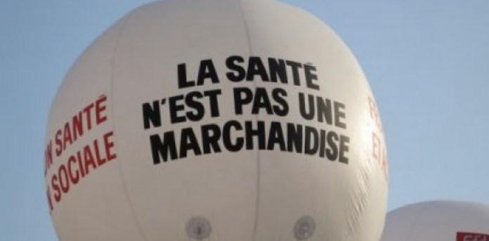 Francia: la salud no es una mercancía