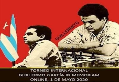 Cartel del torneo 'Guillermito Rodríguez in memoriam'.